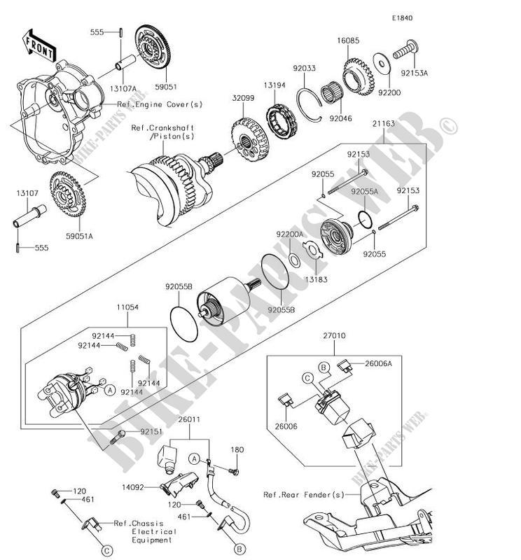Kawasaki Zx6r Wiring Diagram