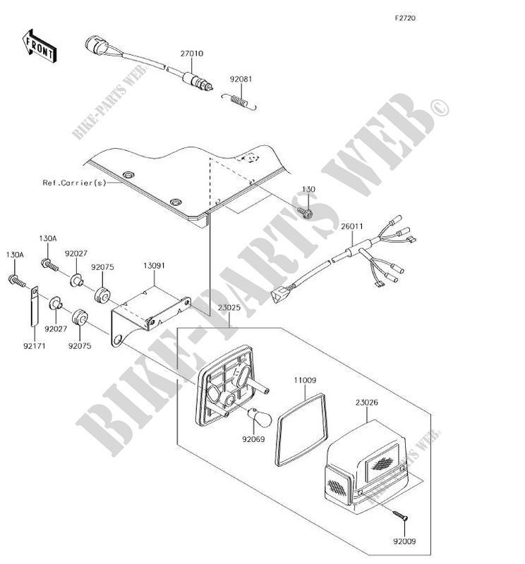 2018 Kawasaki Mule 4010 Wiring Diagram
