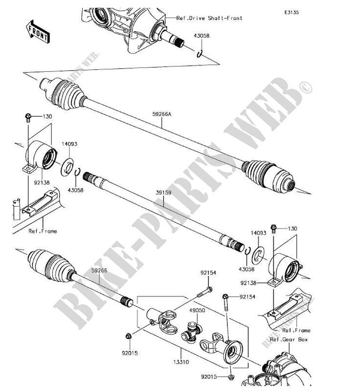 kawasaki ignition wiring diagram pro fx  kawasaki  wiring