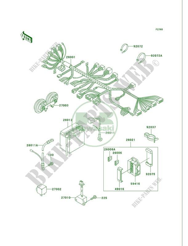 Kawasaki Vulcan 750 Wiring Schematics. . Wiring Diagram on