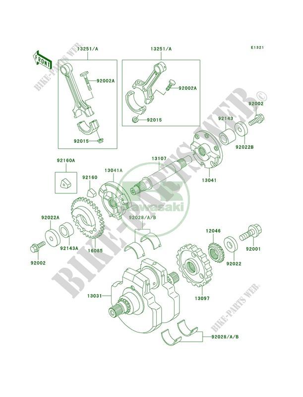 Kawasaki Mule Carburetor Diagram