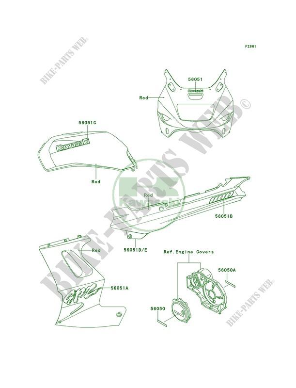 Kawasaki Gpz 1100 Wiring Diagram